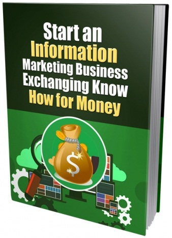 Marketing Information Business Exchanging